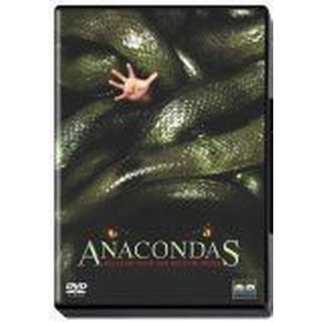 Anacondas - Die Jagd nach der Blut-Orchidee [DVD]